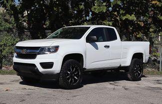 2015 Chevrolet Colorado 2WD WT Hollywood, Florida 10