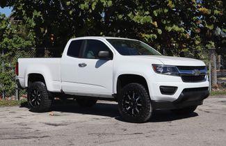 2015 Chevrolet Colorado 2WD WT Hollywood, Florida 1
