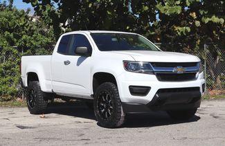 2015 Chevrolet Colorado 2WD WT Hollywood, Florida 58