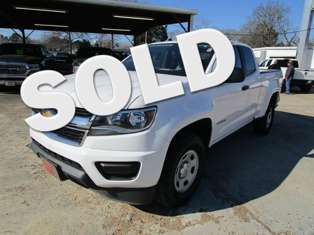 2015 Chevrolet Colorado 2WD WT Houston, Mississippi