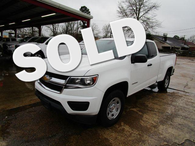 2015 Chevrolet Colorado 2WD WT Houston, Mississippi