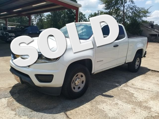 2015 Chevrolet Colorado 2WD Houston, Mississippi