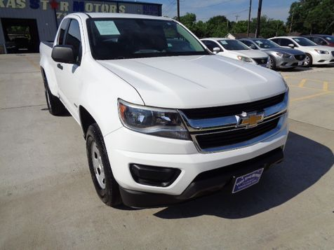 2015 Chevrolet Colorado 2WD WT in Houston