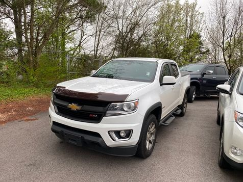 2015 Chevrolet Colorado 4WD Z71 | Huntsville, Alabama | Landers Mclarty DCJ & Subaru in Huntsville, Alabama
