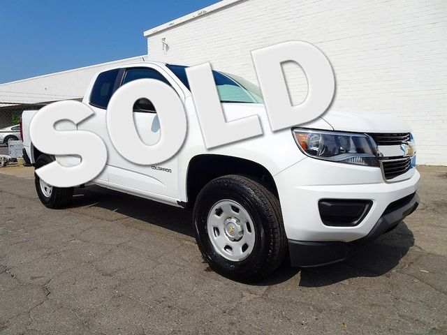 2015 Chevrolet Colorado 2WD WT Madison, NC