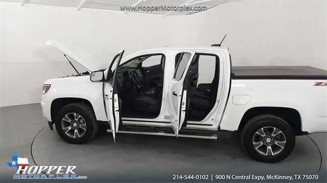 2015 Chevrolet Colorado Z71 in McKinney Texas, 75070