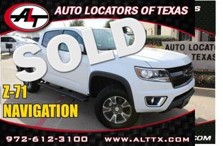 2015 Chevrolet Colorado Z71   Plano, TX   Consign My Vehicle in  TX
