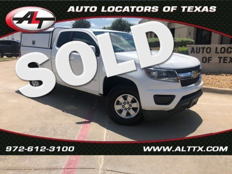 2015 Chevrolet Colorado 2WD WT | Plano, TX | Consign My Vehicle in Plano TX