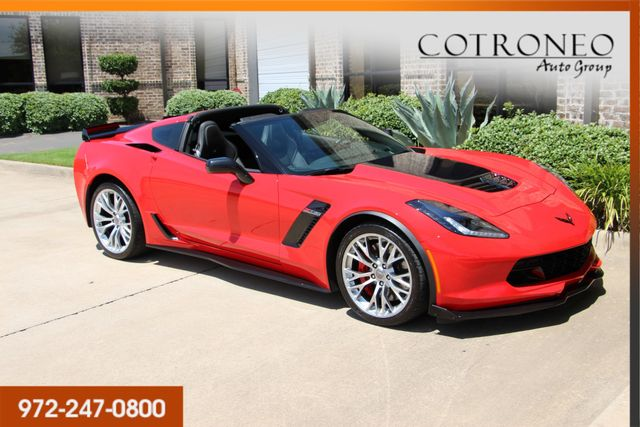 2015 Chevrolet Corvette Z06 2LZ Coupe