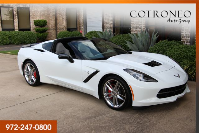 2015 Chevrolet Corvette 3LT Coupe in Addison, TX 75001
