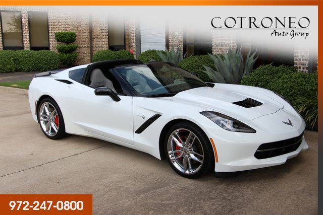 2015 Chevrolet Corvette 3LT in Addison, TX 75001