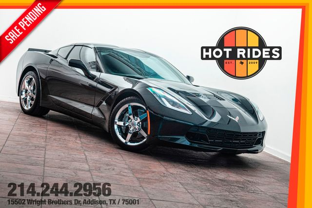 2015 Chevrolet Corvette Stingray Supercharged With Upgrades