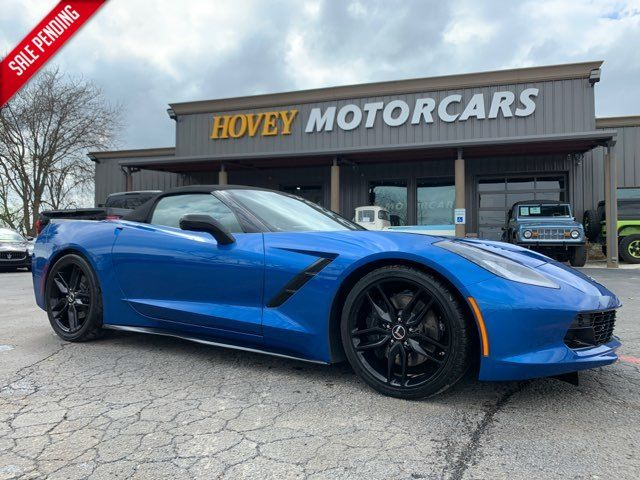 2015 Chevrolet Corvette Z51 2LT Supercharged 785HP