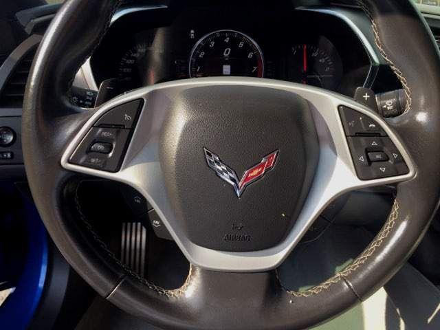 2015 Chevrolet Corvette Z51 3LT in Boerne, Texas 78006