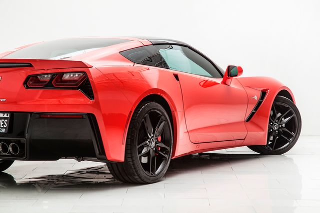 2015 Chevrolet Corvette 2LT With ZF1 Package in Addison, TX 75001