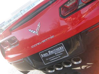 2015 Sold Chevrolet Corvette Z-51 Z51 2LT Conshohocken, Pennsylvania 15