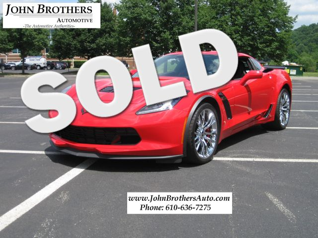 2015 Sold Chevrolet Corvette Conshohocken, Pennsylvania