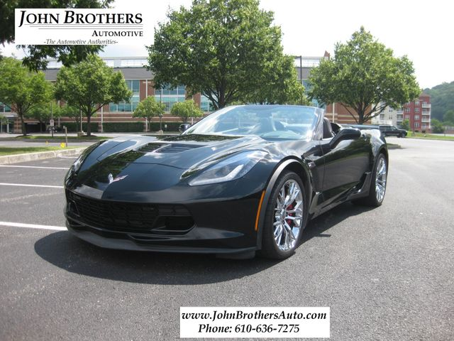 2015 Sold Chevrolet Corvette Convertible Z06 2LZ Conshohocken, Pennsylvania