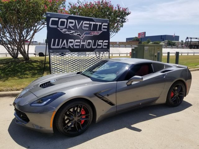 2015 Chevrolet Corvette Coupe Z51, 2LT, FE4, NPP, 7 Speed, Corsa, 12k! | Dallas, Texas | Corvette Warehouse  in Dallas Texas