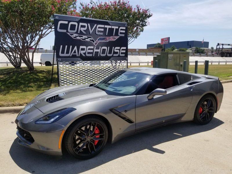 2015 Chevrolet Corvette Coupe Z51, 2LT, FE4, NPP, 7 Speed, Corsa, 12k! | Dallas, Texas | Corvette Warehouse