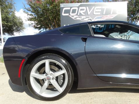 2015 Chevrolet Corvette Coupe Manual, 1LT, Alloy Wheels, Night Race Blue! | Dallas, Texas | Corvette Warehouse  in Dallas, Texas