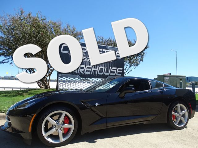 2015 Chevrolet Corvette Coupe Auto, Alloys Only 16k!   Dallas, Texas   Corvette Warehouse  in Dallas Texas