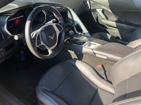 2015 Chevrolet Corvette Coupe Z51, FE4, NAV, NPP, Black Wheels 10k! | Dallas, Texas | Corvette Warehouse  in Dallas, Texas