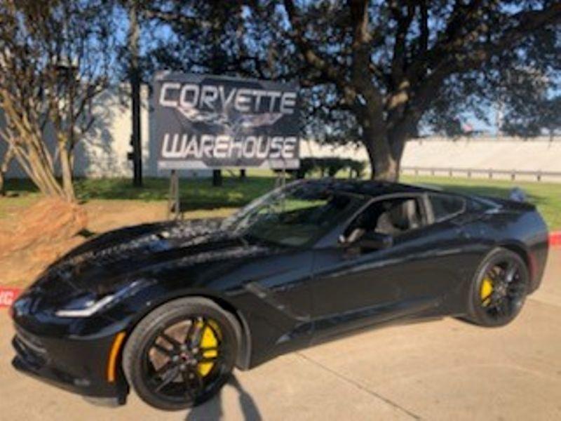 2015 Chevrolet Corvette Coupe Z51, FE4, NAV, NPP, Black Wheels 10k! | Dallas, Texas | Corvette Warehouse