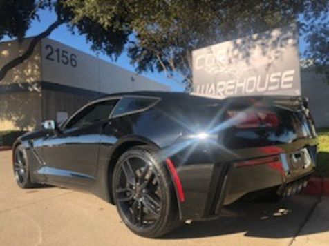 2015 Chevrolet Corvette Coupe Z51, 3LT, NAV, NPP, Black Wheels, NICE! | Dallas, Texas | Corvette Warehouse  in Dallas, Texas