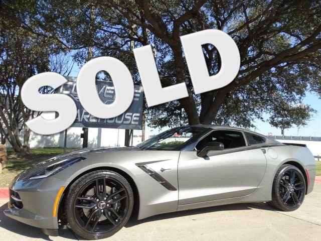 2015 Chevrolet Corvette Coupe Z51, 3LT, FE4, NAV, Auto, Black Wheels!   Dallas, Texas   Corvette Warehouse  in Dallas Texas