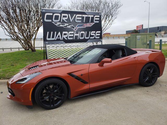 2015 Chevrolet Corvette Z51, 2LT, NAV, Auto, UQT, Black Alloys 37k!   Dallas, Texas   Corvette Warehouse  in Dallas Texas