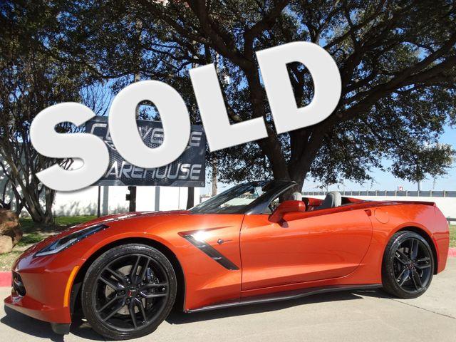 2015 Chevrolet Corvette Z51, 2LT, NAV, Auto, UQT, Black Alloys 37k! | Dallas, Texas | Corvette Warehouse  in Dallas Texas