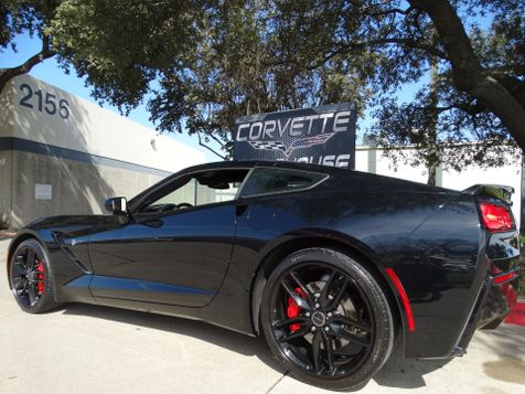 2015 Chevrolet Corvette Coupe Z51, 3LT, FE4, NAV, NPP, Black Alloys 8k! | Dallas, Texas | Corvette Warehouse  in Dallas, Texas