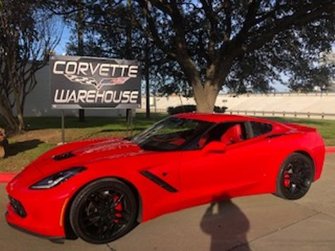 2015 Chevrolet Corvette Coupe 3LT,  NAV, NPP, ZF1 Pkg, Black Alloys 19k! | Dallas, Texas | Corvette Warehouse  in Dallas, Texas