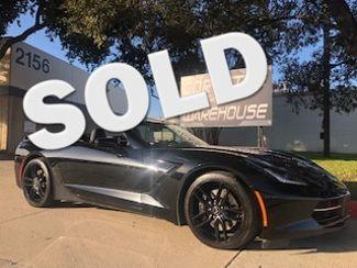 2015 Chevrolet Corvette Convertible Z51, 3LT, NAV, NPP, FE4, Auto, NICE! | Dallas, Texas | Corvette Warehouse  in Dallas Texas