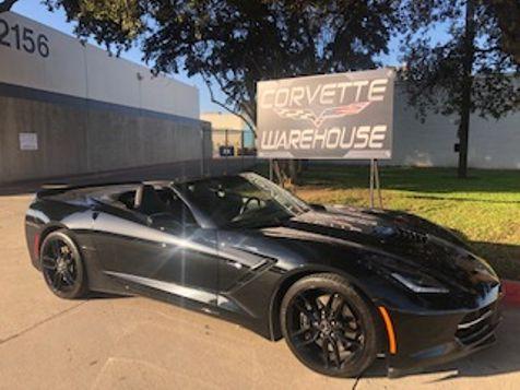 2015 Chevrolet Corvette Convertible Z51, 3LT, NAV, NPP, FE4, Auto, NICE! | Dallas, Texas | Corvette Warehouse  in Dallas, Texas