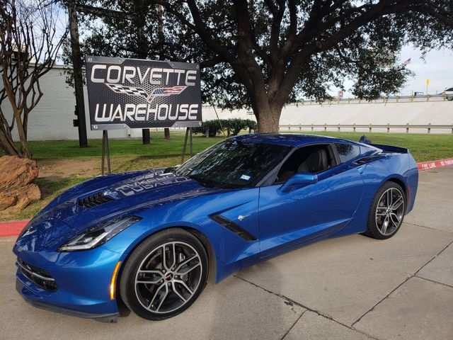 2015 Chevrolet Corvette Coupe 2LT, Auto, NPP, Black Wheels 71k | Dallas, Texas | Corvette Warehouse  in Dallas Texas