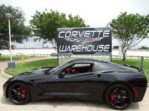 2015 Chevrolet Corvette Coupe 3LT, Auto, NAV, NPP, Black Wheels, Only 22k!   Dallas, Texas   Corvette Warehouse  in Dallas, Texas