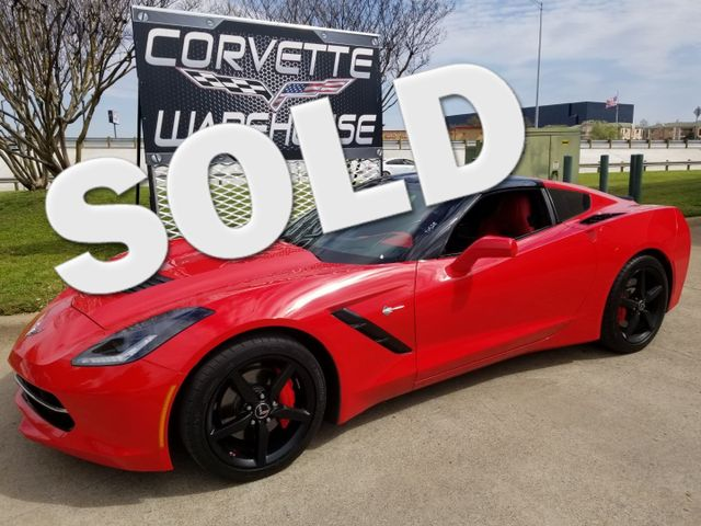 2015 Chevrolet Corvette Coupe 3LT, NAV, NPP, Glass Top, 42k!   Dallas, Texas   Corvette Warehouse  in Dallas Texas