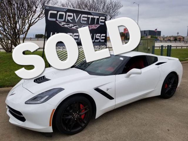 2015 Chevrolet Corvette Coupe Z51, 3LT, Auto, NAV, NPP, NICE!   Dallas, Texas   Corvette Warehouse  in Dallas Texas