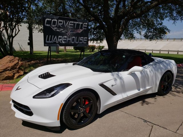 2015 Chevrolet Corvette Convertible 2LT, NPP, Auto, 1-Owner 3k! | Dallas, Texas | Corvette Warehouse  in Dallas Texas