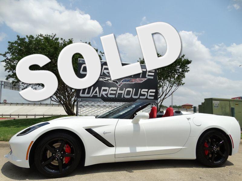 2015 Chevrolet Corvette Convertible 2LT, NPP, Auto, 1-Owner 3k!   Dallas, Texas   Corvette Warehouse