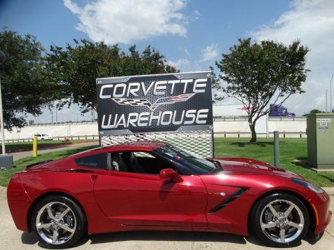 2015 Chevrolet Corvette Coupe Auto, NAV, NPP, UQT, Chrome Wheels 57k! | Dallas, Texas | Corvette Warehouse  in Dallas, Texas