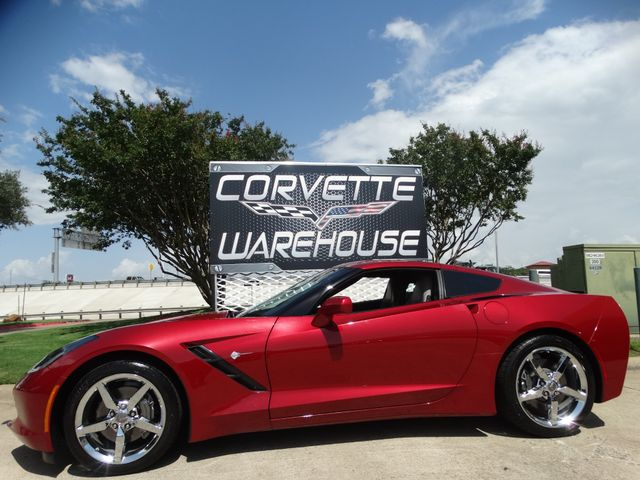 2015 Chevrolet Corvette Coupe Auto, NAV, NPP, UQT, Chrome Wheels 57k!   Dallas, Texas   Corvette Warehouse  in Dallas Texas