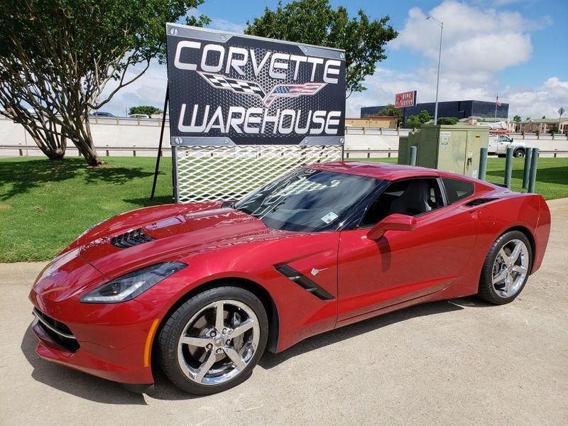 2015 Chevrolet Corvette Coupr Auto, NAV, NPP, UQT, Chrome Wheels 57k! | Dallas, Texas | Corvette Warehouse