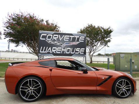 2015 Chevrolet Corvette Coupe Z51, 2LT, NAV, NPP, 1-Owner, 33k! | Dallas, Texas | Corvette Warehouse  in Dallas, Texas