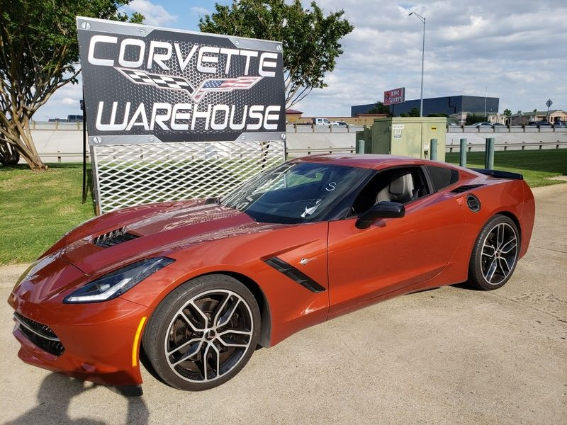 2015 Chevrolet Corvette Coupe Z51, 2LT, NAV, NPP, 1-Owner, 33k! | Dallas, Texas | Corvette Warehouse