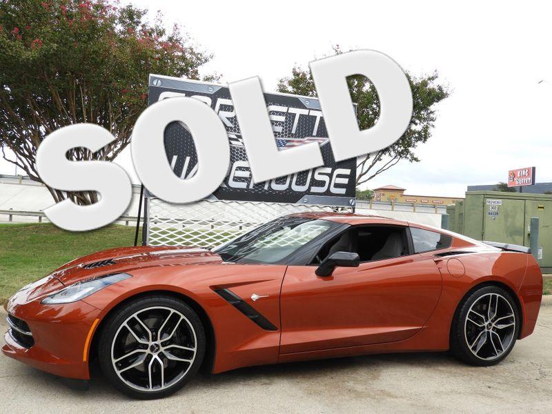 2015 Chevrolet Corvette Coupe Z51, 2LT, NAV, NPP, 1-Owner, 33k! | Dallas, Texas | Corvette Warehouse