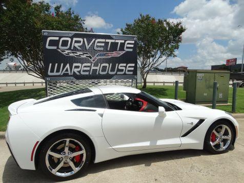 2015 Chevrolet Corvette Coupe 3LT, NAV, NPP, UQT,Chromes, Only 30k! | Dallas, Texas | Corvette Warehouse  in Dallas, Texas