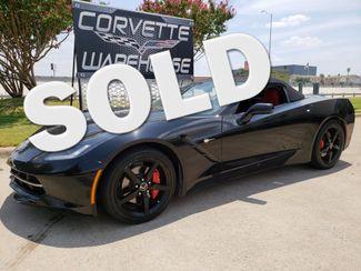 2015 Chevrolet Corvette Convertible Navigation, UQT, Black Alloys, 44k | Dallas, Texas | Corvette Warehouse  in Dallas Texas